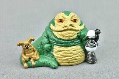 Star Wars Micro Machines Jabba The Hutt v1 Galoob Vintage
