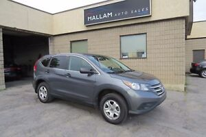 2013 Honda CR-V LX Back-up Camera, AWD, Heated Seats