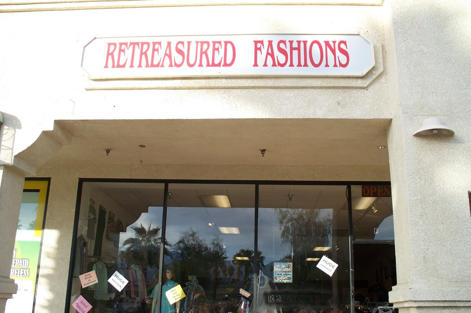 Retreasured Fashions