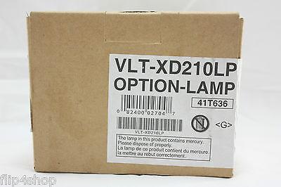 Mitsubishi VLT-XD210LP Projektorlampe >> NEUWARE << vom Händler online kaufen