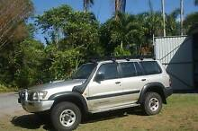 4x4  2000 Nissan Patrol Wagon Wonga Cairns Surrounds Preview
