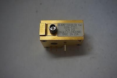 Agilent 5086-7351 R-AMP Doubler W-Join Assembly