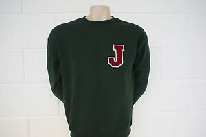 American-Varsity-Sweatshirt-College-Letterman-Jumper-Any-Letter-On-Any-Jumper