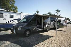 2011 Ford Transit plus Custom Trailer Arundel Gold Coast City Preview