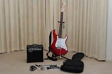 Yamaha EG 112C Electrical guitar and Yamaha Amplifier GA-15 Bendigo 3550 Bendigo City Preview