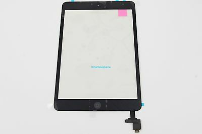 Vitre tactile assemblée iPad mini 1 et iPad mini 2 noir original
