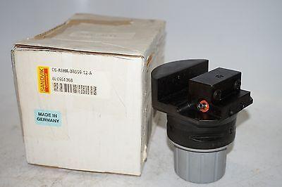 New Sandvik Coromant Capto Adapter C6-asha-38059-12-a Rectangular Shank Adaptor