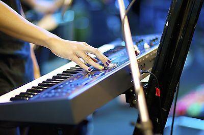 Jedes Keyboard klingt anders (Foto: Thinkstock)