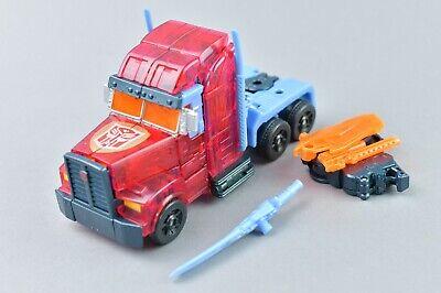 Transformers Prime Dark Energon Optmus Prime Complete BBTS Voyager