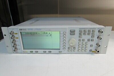 Hp E4432b Esg-d Series Digital Rf Signal Generator 3 Ghz W 7 Options