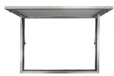 Concession Stand Window Door 60 X 36 Glass Not Included Food Truck Window