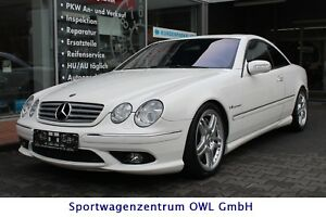 Mercedes-Benz CL-Coupe 55 AMG*SCHIEBEDACH*BOSE*wenig KM*