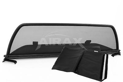 AIRAX Windschott mit Tasche Mercedes SL R 129 schwarz Bj.1989 – 2001(WSP033)  gebraucht kaufen  Troisdorf