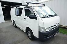 2010 Toyota Hiace Van Cairns Cairns City Preview