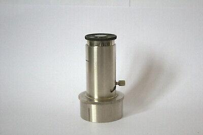 Leitz Zeiss Polarising Microscope Part Eyepiece Adjusting Scale Mikroskop Okular