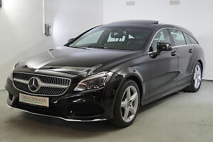 Mercedes-Benz CLS Shooting Brake 400 4Matic AMG-STYLING 360°