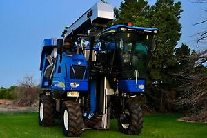 New Holland Braud VX680 Grape Harvester Griffith Griffith Area Preview
