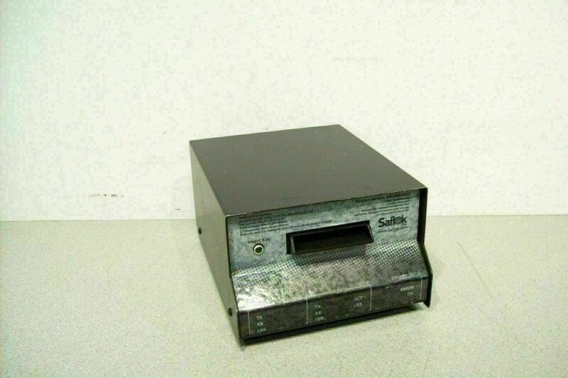 Saflok KeyCard Encoder 73632 Model 3 USB No Power Supply Tested Working