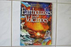 Readers Digest - Earthquakes and Volcano's - New Mornington Mornington Peninsula Preview