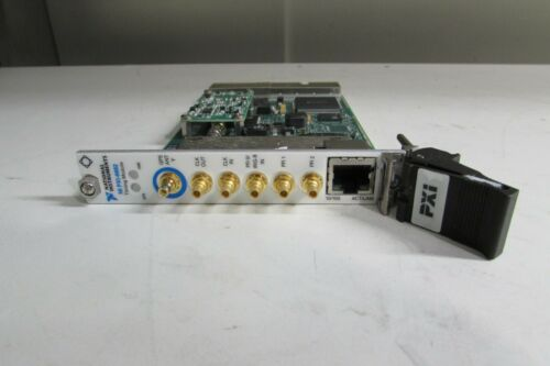 National Instruments NI PXI-6682 Timing and Synchronization Module