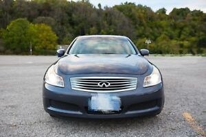 Cheap sell! 2007 Infiniti G35X luxury