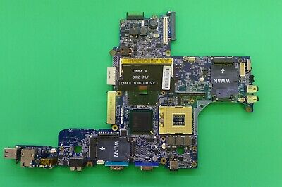 GENUINE Dell Latitude D620 Intel Laptop Motherboard XD299