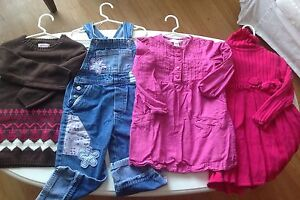 3-4T girl clothes