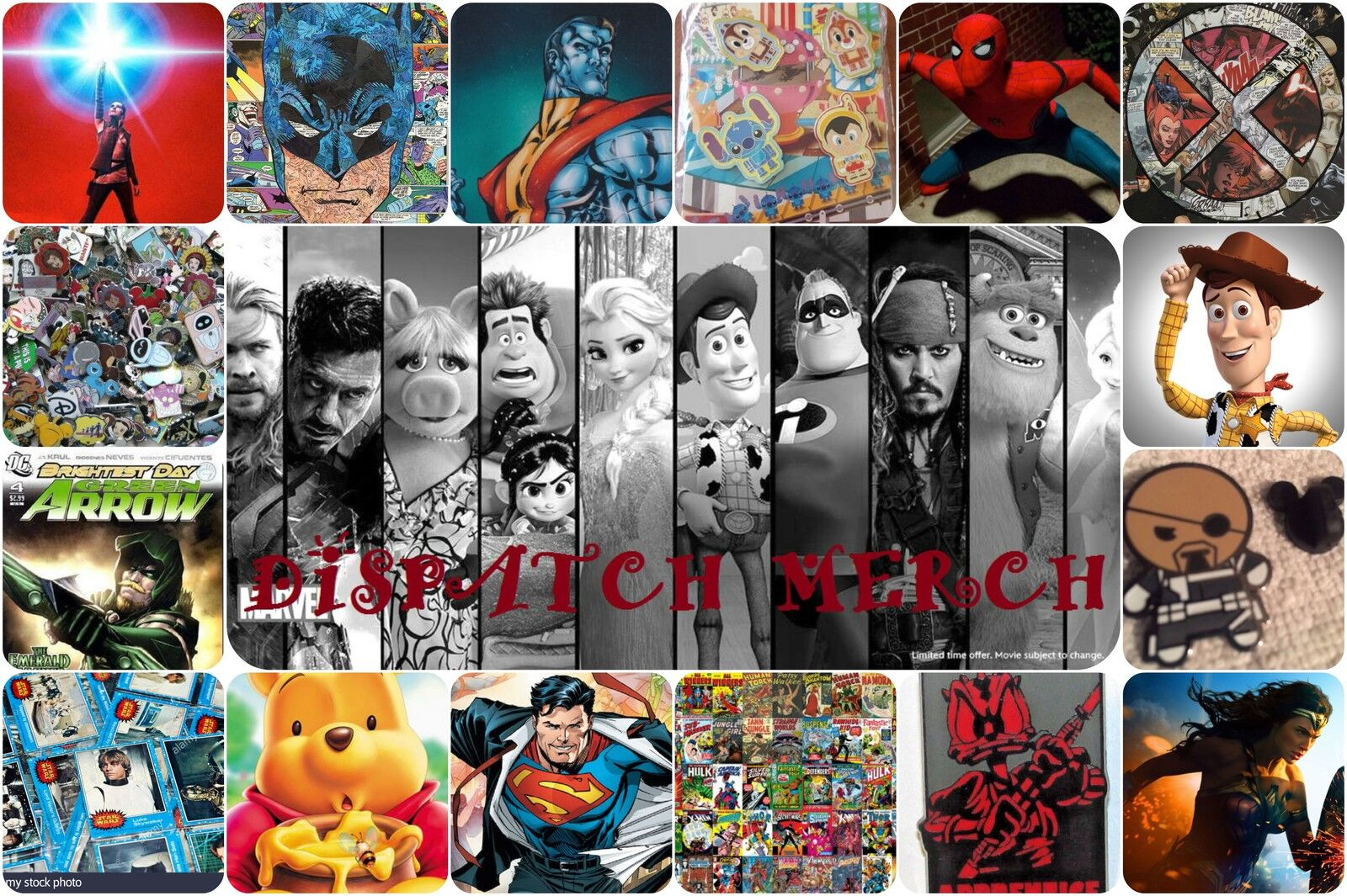 Dispatch Merch