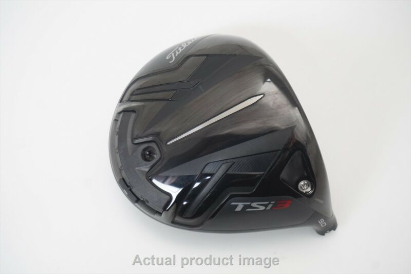 Titleist TSi3 9.0* Degree Driver Club Head Only Excellent Condition 876825