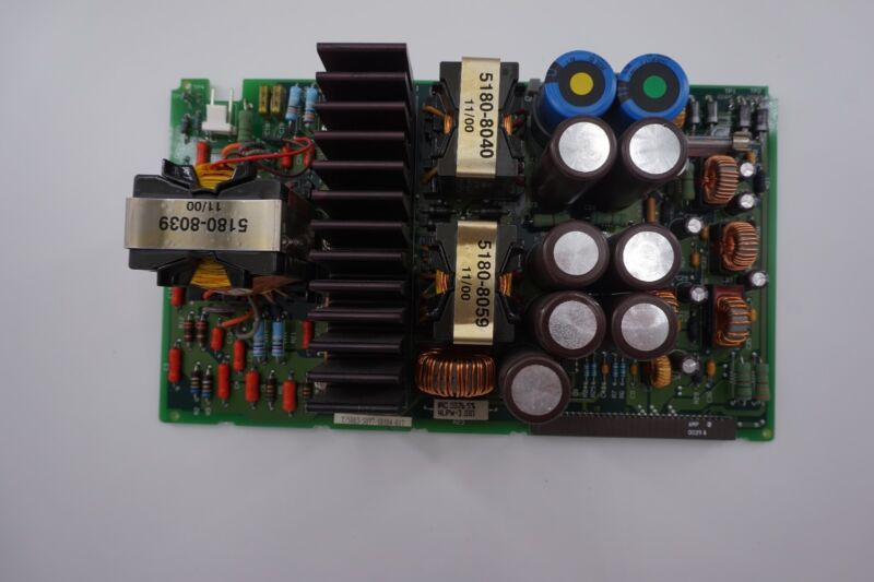 Agilent 08360-60017 Rectified/filter Assembly