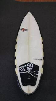"""DHD Surfboard 6"""" Caboolture South Caboolture Area Preview"""