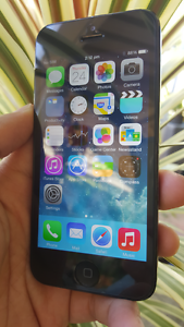 iPhone 5 16GB Unlocked Mirrabooka Stirling Area Preview