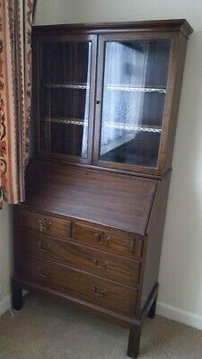 Vintage Wooden Writing Bureau