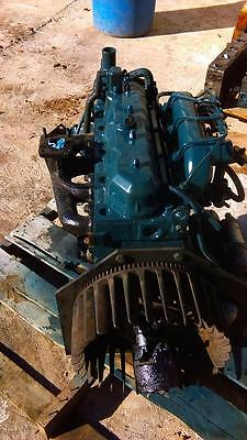 Bobcat 743 Kubota - V1902 - Diesel Engine - Used