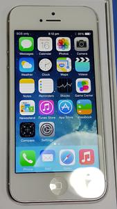 iPhone 5 16GB Unlocked Ballajura Swan Area Preview