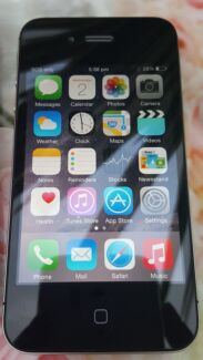 iPhone 4S 32GB Unlocked - Like New Mirrabooka Stirling Area Preview
