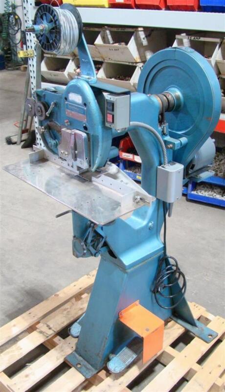 """Interlake Industrial Stitcher, Binder Stapler 1/3 HP, 115v, S3A 3/4"""""""