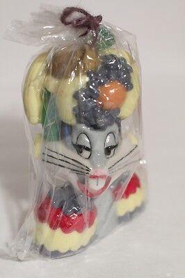 Bugs Bunny Girl LOLA Bunny Vintage Warner Bros. Store Candle NEW