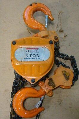 Jet 5 Ton Chain Hoist 1182 Smh-5t