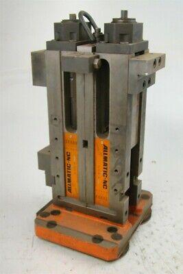 Allmatic-nc Machinist Vise For Cnc Machines Saurer Tc 125