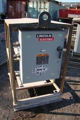 Lincoln Electric 4 Pack Welder Rack 208230460575v 3ph Rack