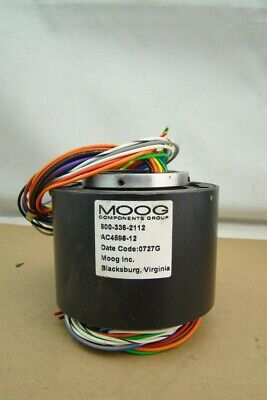 Moog Capsule Slip Ring Assembly B00-336-2112 Ac4598-12