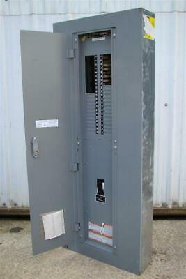 Square D Nqod Panelboard 200 A 3p 4 Wire 208y120v Nqod442m225cu