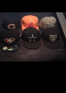 Nfl fitted hats