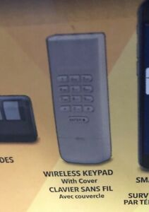 Brand New Wireless KeyPad