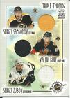 Boston Bruins Pacific Ungraded Hockey Trading Cards