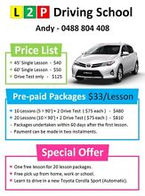 L2P Driving School     ' Drive With Confidence ' Brimbank Area Preview