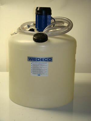Wedeco Poly Transfer Tank With Pump