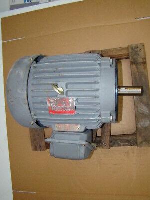 General Electric 7.5 Hp Electric Motor 230460v 5k213sc205re1