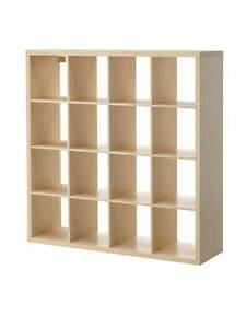 4x4 Expedit Sand Coloured Bookshelf (Ikea) - $60 Dee Why Manly Area Preview